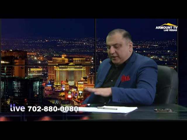 MER SHOW LIVE with Irys Manoukyan   Golden Tax   4