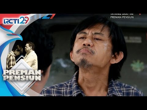 PREMAN PENSIUN - Akhirnya Kang Mus Menemukan Pelakunya [13 Juli 2018]