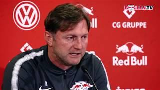 RB Leipzig: PK vor dem Heimspiel gegen SV Werder Bremen