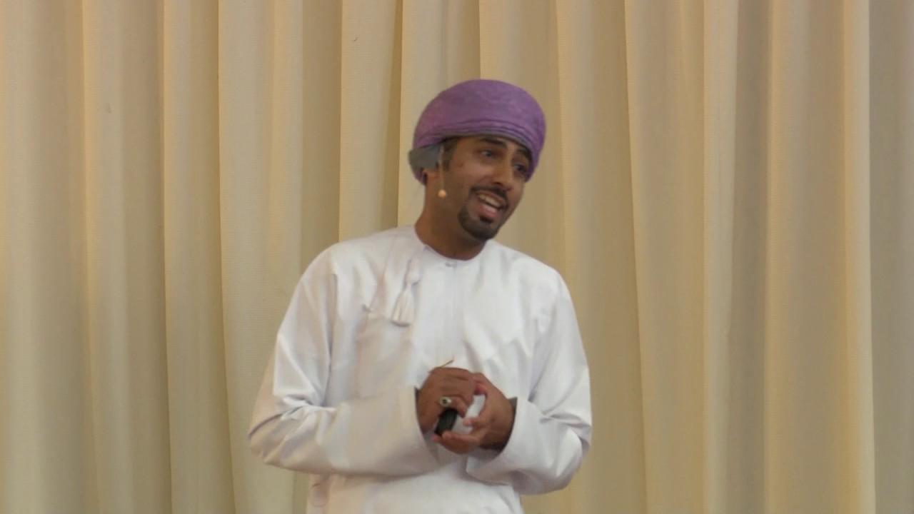 تطوع أكثر تبدع أكثر   Said Albusaidi   TEDxFarq