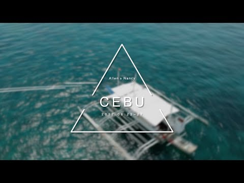 宿霧|CEBU 🌴 BOHOL|GoPro Hero 5|Dji Spark| Travel Film #2