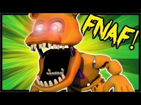 FNAF World | IT'S NIGHTMARE FREDBEAR! | Five Nights At Freddy's World | [5]