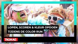 Lopen, scoren & kleur opdoen tijdens de Color Run