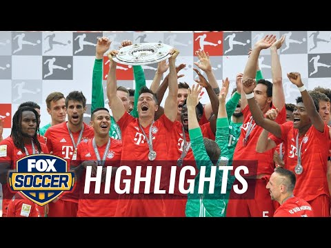 90 in 90: Bayern Munich vs. Eintracht Frankfurt | 2019 Bundesliga Highlights