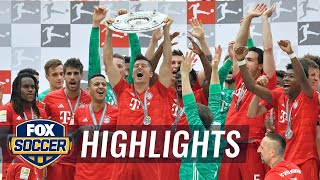 90 in 90: Bayern Munich vs. Eintracht Frankfurt | 2019 Bundesliga Highlights Video