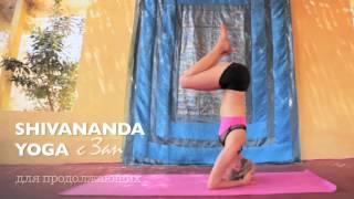 Video tutorials RUS — Shivananda yoga — zapjohn.com