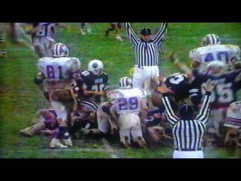 Berwick Bulldogs vs. Dunmore Bucks 1989 Eastern Co...