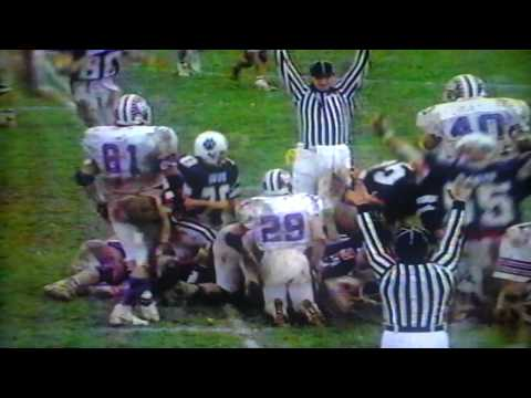 Berwick Bulldogs vs. Dunmore Bucks 1989 Eastern Conference Football Final