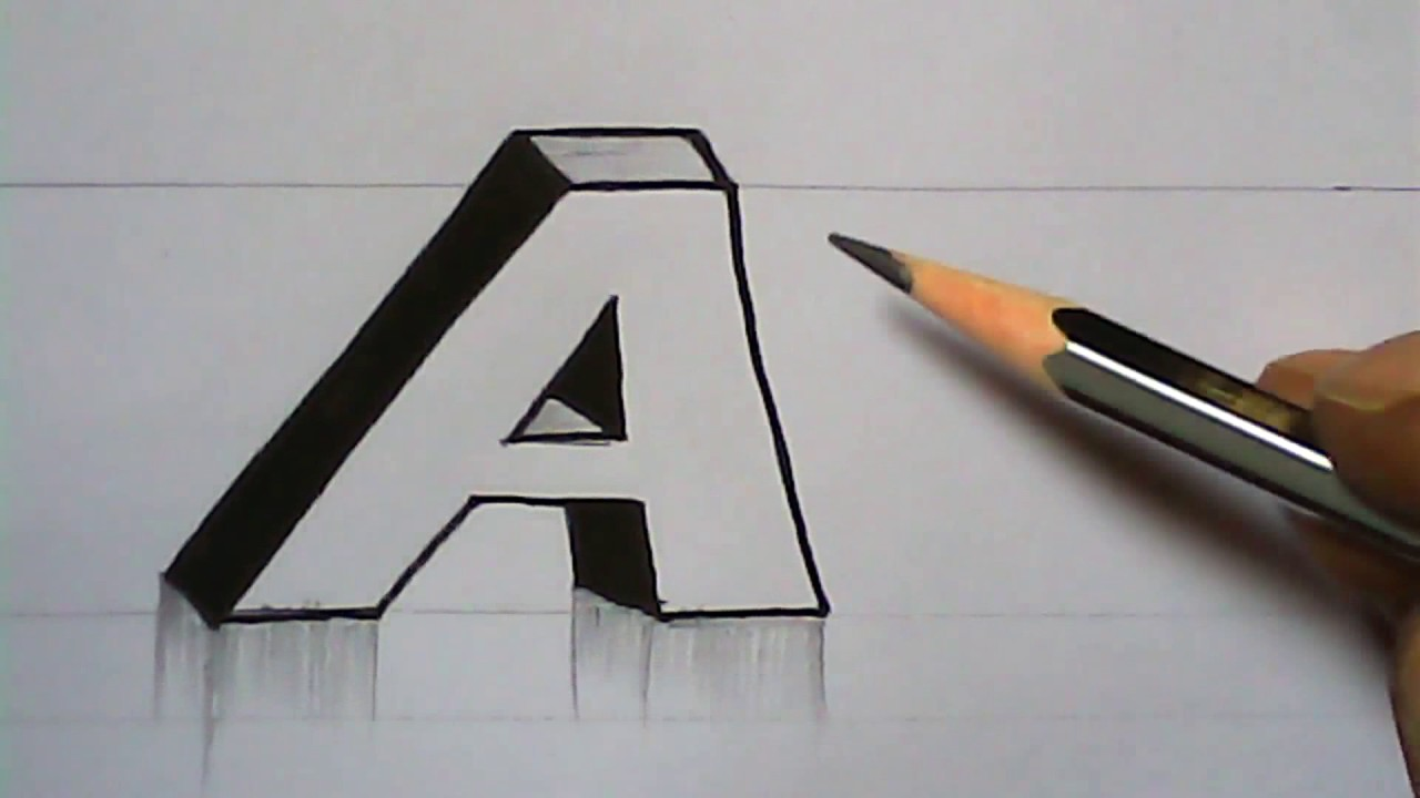 How to write 3d letters 3d letter designing mazic writer youtube how to write 3d letters 3d letter designing mazic writer expocarfo Gallery