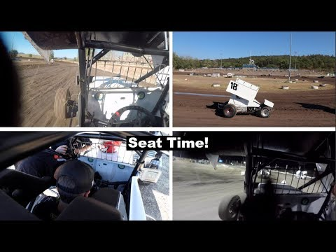 Getting More Seat Time at the Southern Oregon Speedway!