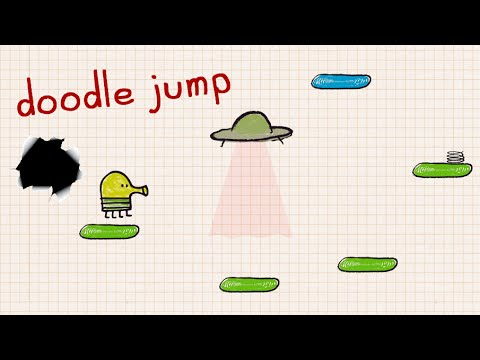 Doodle Jump скачать игру на андроид - фото 4