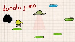 Doodle Jump Android GamePlay HD   Doodle Jump - Андроид игра