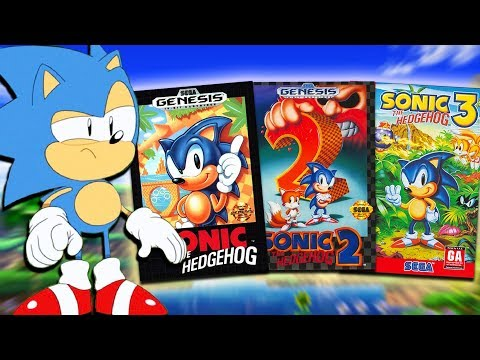 How Good Were the Original Sonic Games? thumbnail