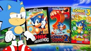 With all the talk about modern Sonic games, I decided to revisit th...