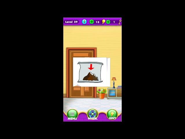 Escape Room Word Finder Challenge level 36 37 38 39 40