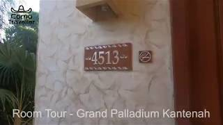 Grand Palladium Kantenah | ROOMTOUR | Deluxe Room | Mexico | Riviera Maya