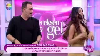 Sermiyan Midyat Nicole Dansı...