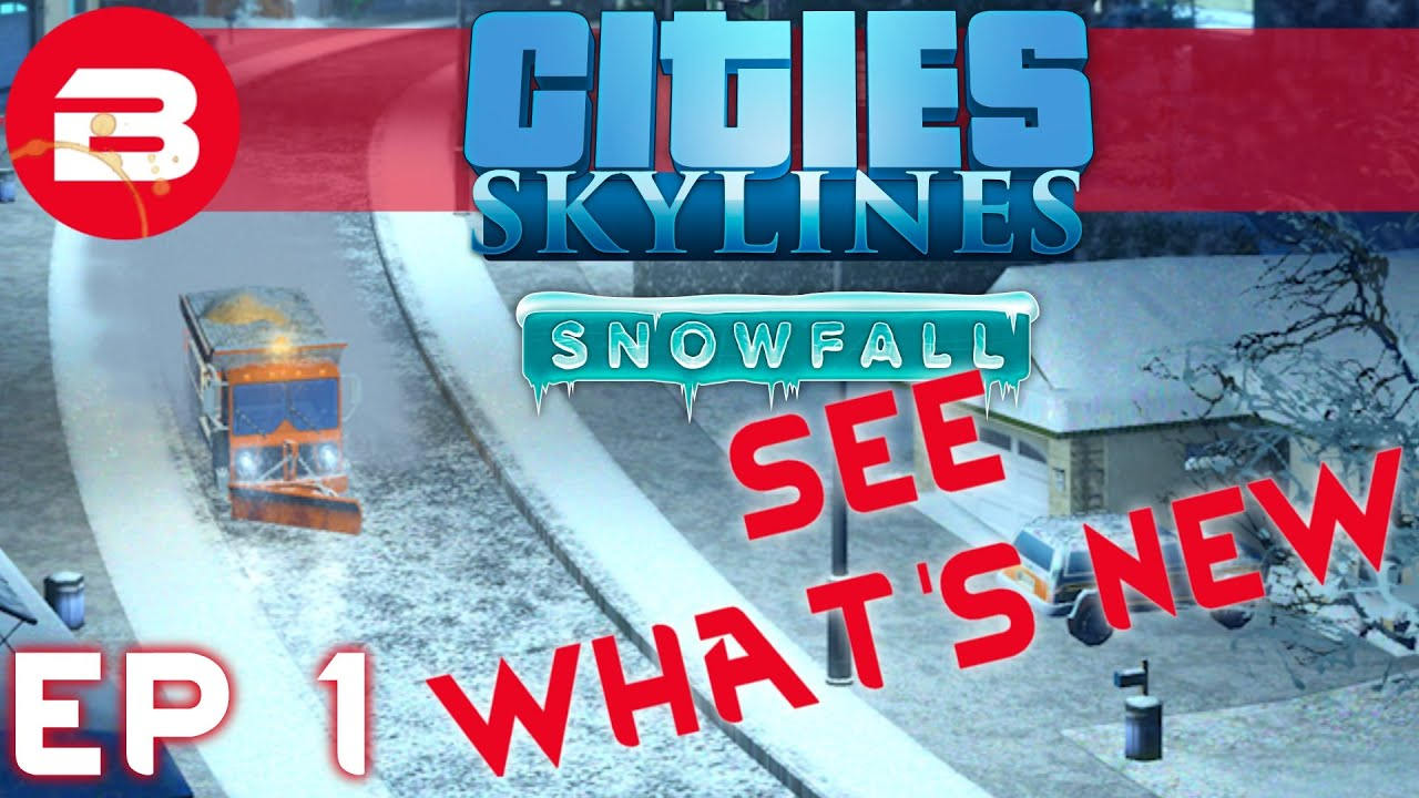 17 фев 2016. Cities: skylines на snowfall это новое дополнение к основной версии ( градостроительство), snowfall можно купить и скачать в steam ▻ плейлисты канала: http: