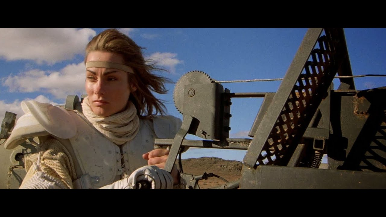 Virginia Hey as the Warrior Women in #MadMax 2 (1981