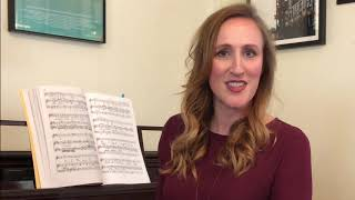Introduction to Mezzo Soprano