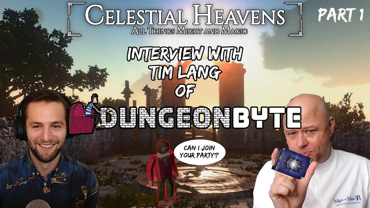 Tim talks to Celestial Heavens!