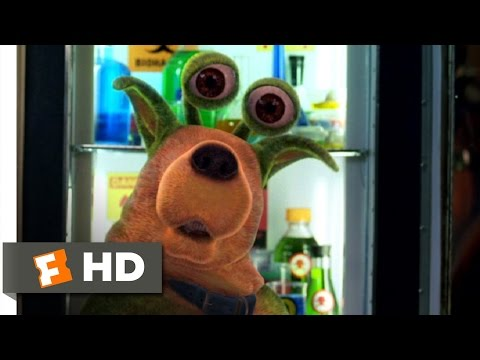 Scooby Doo 2: Monsters Unleashed (5/10) Movie CLIP - Drinking the Potions (2004) HD