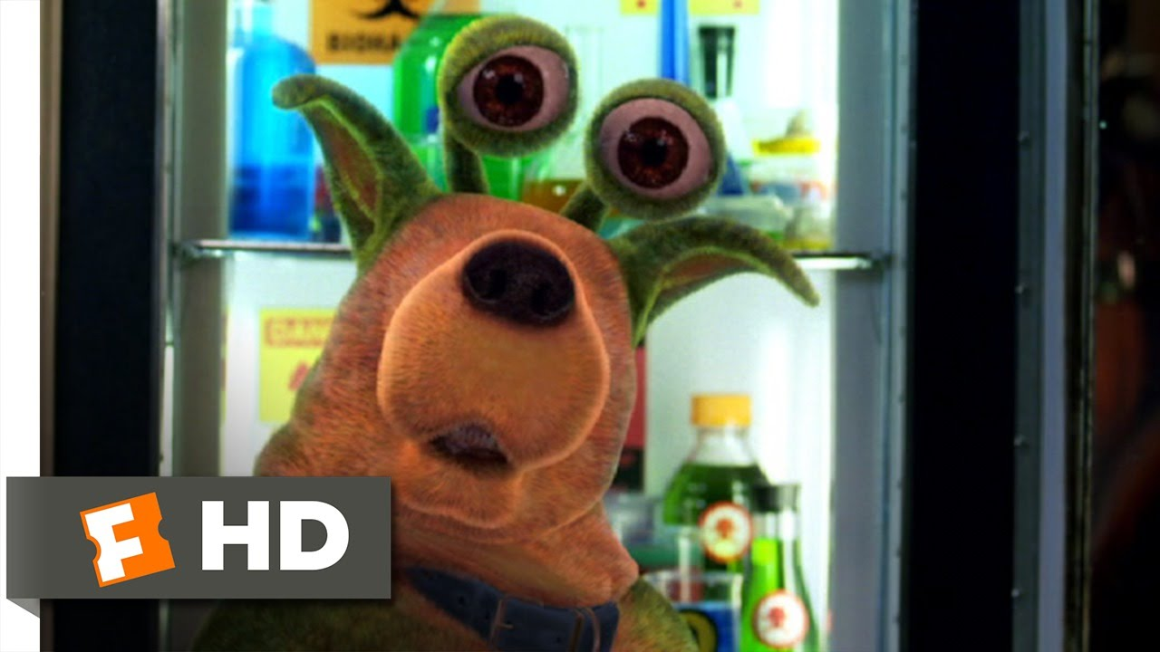 Scooby Doo 2: Monsters Unleashed (5/10) Movie CLIP ...