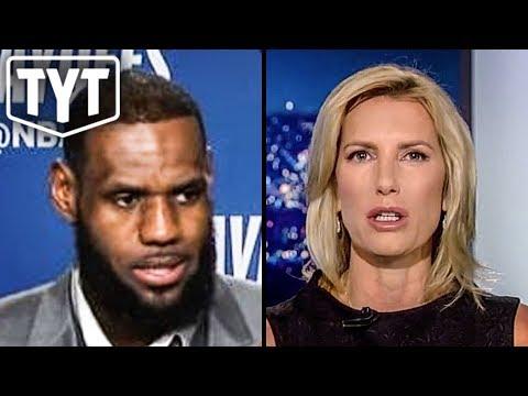 LeBron James EPICALLY Destroys Laura Ingraham