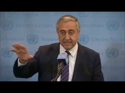 ICP Asks Turkish Cypriot Mustafa Akinci If Any Movement on Hydrocarbons Issues, Bilateral Meetings