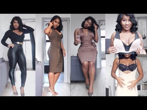 How to get ⌛️figure in tight dresses ft ppz shapewear thumbnail