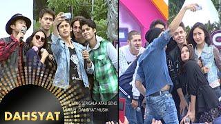 Selfie Geng Serigala Vs Geng Warrior di Dahsyat [Dahsyat] [18 Des 2015]