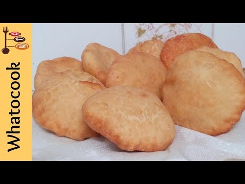 How To Make Perfect Fry Bakes, With Baking Powder, Every Time!!!🖒🖒