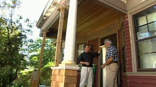 How To Restore A Porch - Historic Home Renovation Providence, Ri  - Bob Vila Eps.2206