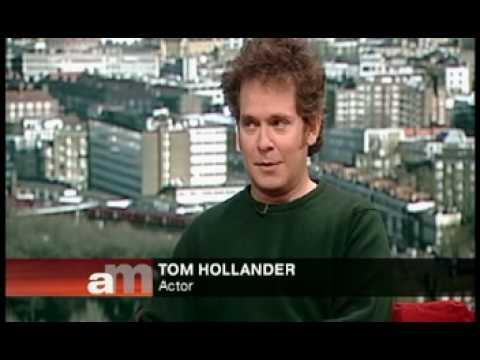 Tom Hollander speaks to Andrew Marr