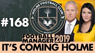 HOLME FC FM19  Part 168  TRANSFER SPECIAL  Football Manager 2019