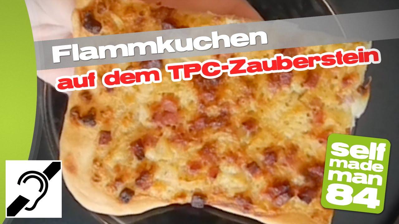 Pampered chef zauberstein pizza