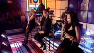 Sugababes - Shape (TOTP 2003)