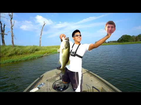 Fishing With a Legend!