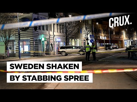 Sweden Stabbing An Act of Terror By Afghan National? What We Know About Vetlanda Attack | CRUX