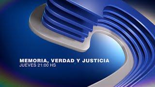 memoria verdad y justicia programa especial de cba24n