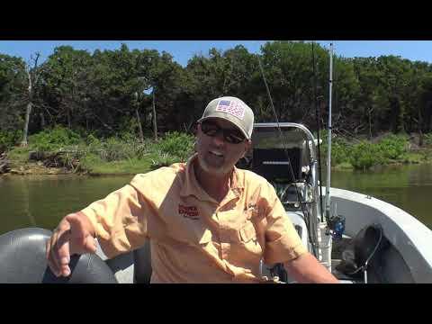 Lake Texoma Late May Topwater Striper Action-Lake Texoma Fishing Guides Report