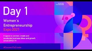 Women's Entrepreneurship Expo – Day One