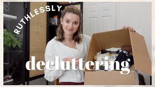 VLOG: Organizing + Decluttering Areas I Have Avoided