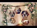 Wedding Table Seating Charts on Mirrors - www.lovestorey.uk