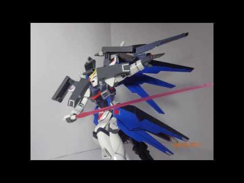 Hg 1144 Amazing Freedom Gundam Custom Viet Nam Youtube