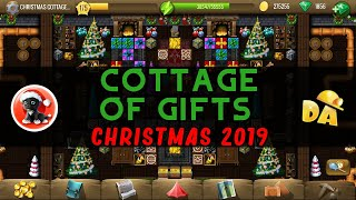 Diggys Christmas Cottage 2019 2021 Christmas Cottage Of Gifts 17 Christmas 2019 Diggy S Adventure Youtube
