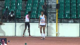 12th federation national junior athletic championship 2014