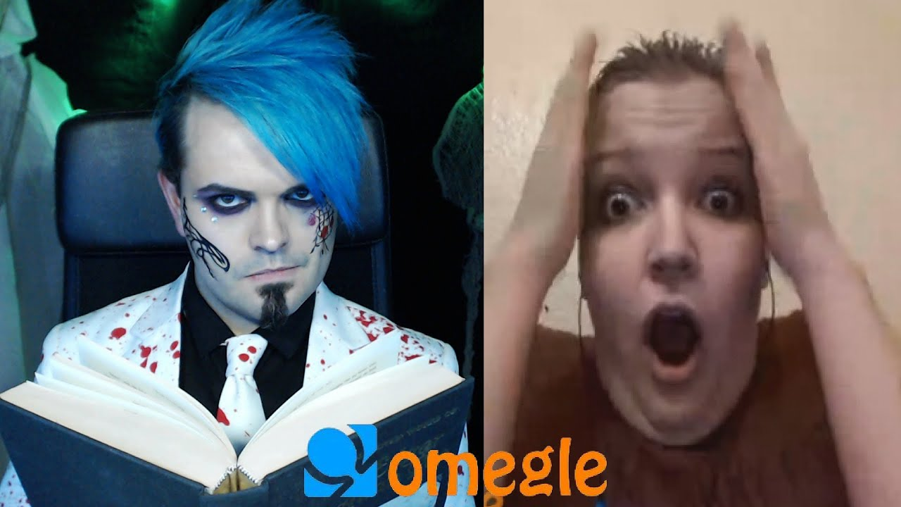 Download Omegle Halloween Special 2020! - The Spider and the Fly - Read-Along 3!