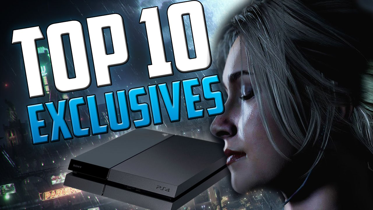 Top 10 Upcoming Playstation 4 Exclusives 2015/2016 The Most Anticipated PS4  Exclusives [4K ULTRA HD]