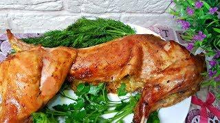 Идеальное Мясо на Праздничный Стол и Не Только! Кролик в духовке